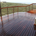 Making and renovating decking in all sorts of wood